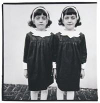 Identical twins, Roselle, N.J., 1966